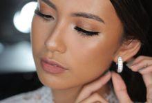 Bride Makeup Look by lely murwiki