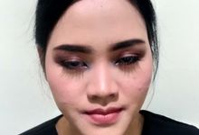 Engagement Ms. Dara by Feby Rachma Make Up Artist