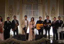 The Wedding Of Isaac & Mariska by Venus Entertainment