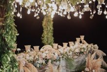Our Favorite Bridal Decor by Nagisa Bali