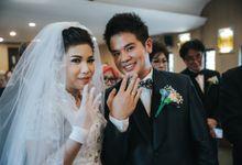 Wedding Kevin & Putri 1 Juli 2018 by Priceless Wedding Planner & Organizer