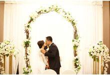 Wedding David & Louisa 7 July 2018 by Priceless Wedding Planner & Organizer