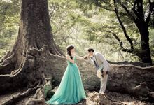 Prewed Yohanes & Fanny by Priceless Wedding Planner & Organizer