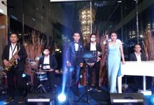 Wedding YURINO 11 AGUSTUS 2018 by dewwimusicentertainment