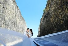 Bali Prewedding - Fendi Santi by Michelle Bridal