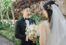 John & Karyn wedding by Vivi Valencia