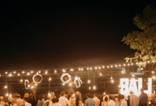 Welcome Dinner by Just Married Bali Wedding