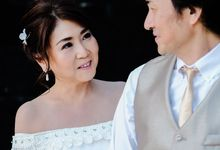 Simple Natural Look For Japanese Prewedding by lely murwiki