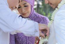 Nia & Idhan by Rose Petal Weddings