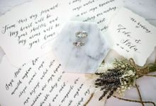 The Wedding of Zebo & Stella by TurquoiSe Organizer