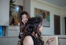 Maternity Photoshoot by Angel Chua Lay Keng Makeup and Hair