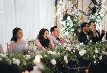 Intimate Wedding - Alpha & Calista by Maestro Wedding Organizer