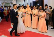 Sisil Wedding by Ivone sulistia