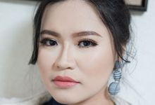 Japan Prewedding Ms. Felecia by Chesara Makeup