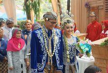 Saras dan Eki Wedding by Tyas Decoration