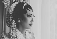 Wedding of Adisty & Gregory by Azila Villa