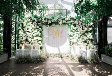 The Engagement of Dicky & Michelle by Farine Pastry