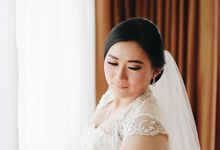 Wedding od Lie Bun Hoa dan Meliana by Michelle Bridal