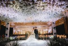 The Wedding Of HENDRY & URSULA by XOXO Design