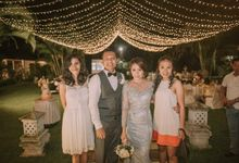 The Wedding Of Andrey And Jessica by Miracle Wedding Bali
