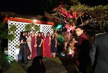 The Wedding Of Rohan And Ria, Indian by Miracle Wedding Bali