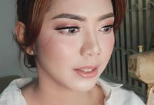 test Makeup Wedding by MeidyWinarta