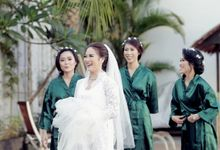Dominicus & Arlyn Wedding by Roopa