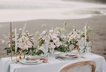 Tommy & Agustia Wedding at Canggu Bali by Catalina Flora