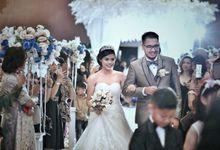 Andy & Michelle Wedding by DESPRO Organizer