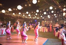 The Intel Southeast Asia RCR Conference Dinner by Miracle Wedding Bali