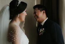 Wedding Of Henry And Amanda by Stephanie Amanda Couture