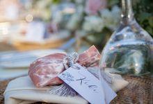 Wedding Reception by Le Grande Bali Uluwatu