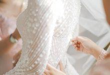 wedding of Putri and Dimas by Vivi Valencia