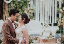Edric & Delly by ProjectDEA Wedding Planner