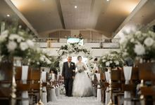The Wedding Of Erick & Nova by XOXO Design