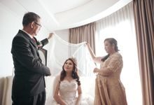 Best Wishes for Rendy & Trisna ❤ by Gorgeous Bridal Jakarta