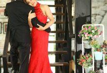 Oriental Prewedding Mrs Febri Wibawa by Maretta Hana MUA