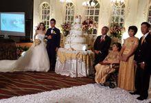 Wedding Teddy And Suyun 30 Sept 2018 by Kingdom wedding organizer