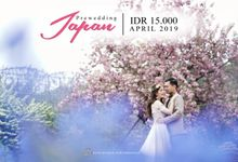 Japan Open Trip Package by Klik Studio