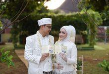 29.09.2018 - The Wedding Of Arisna & Satriyo by Sugarbee Wedding Organizer
