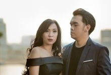 Mothy & Pur : Pre Wedding Shoot by Andie Oyong Project