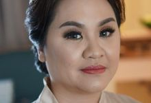 Bride Ms. Lala by Chesara Makeup