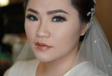 Bride Felecia by Chesara Makeup