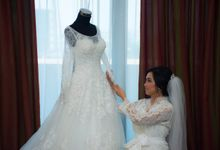 Wedding Day Galatia & Vetty by SHINE PLANNER & ORGANIZER