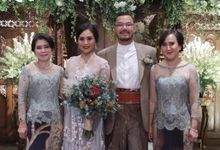 Wedding suit by Ansella Tailor