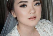 Bride Ms. Fedora by Chesara Makeup