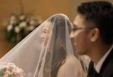 Happy Wedding VIENNA &ANDREAS ❤ by Gorgeous Bridal Jakarta