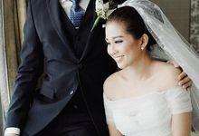 Shangri-La - Davin & Marsha by Maestro Wedding Organizer