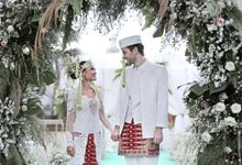 13.10.18 - The Wedding Of Putri & Bas by Sugarbee Wedding Organizer