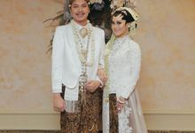 The Wedding Of Hansa And Biyan by W The Organizer